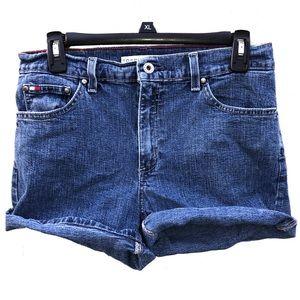 VTG Tommy Hilfiger   Jean Shorts   Size 8